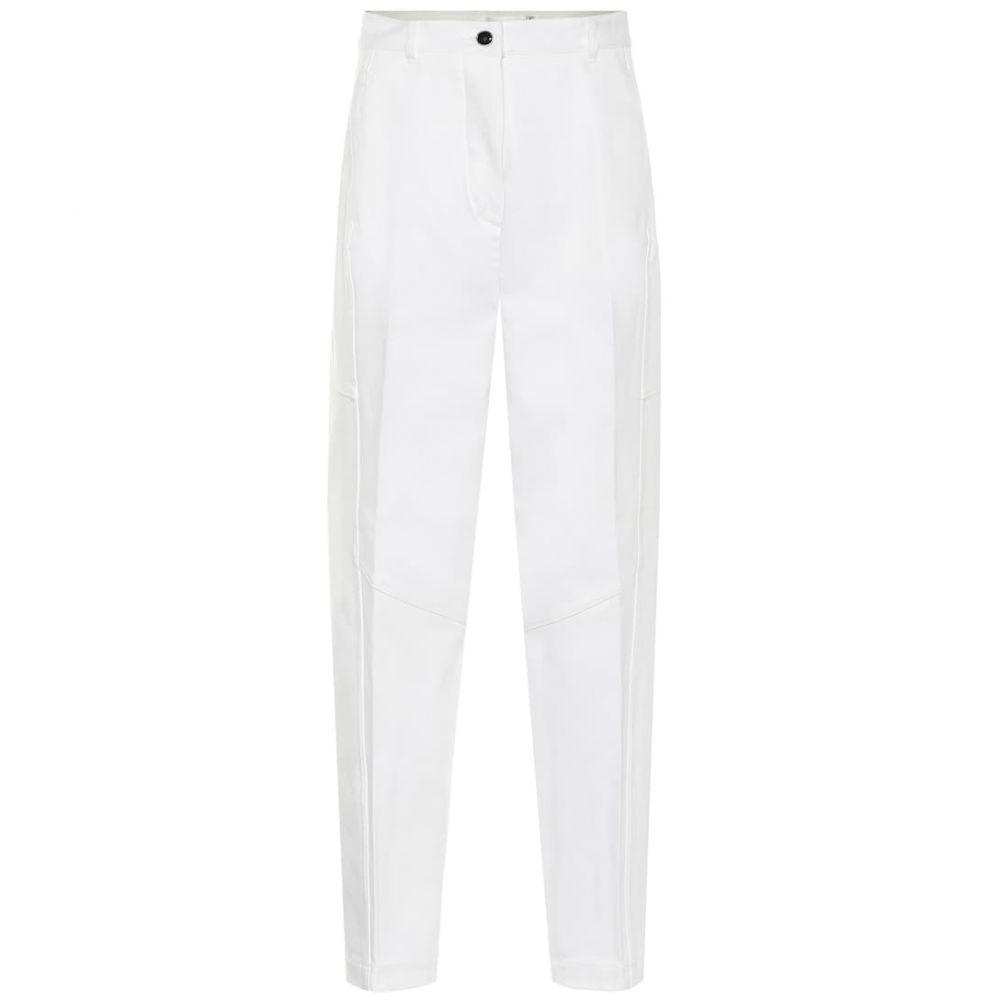 ヴィクトリア ベッカム Victoria Beckham レディース ジーンズ・デニム ボトムス・パンツ【high-rise jeans】Optical White