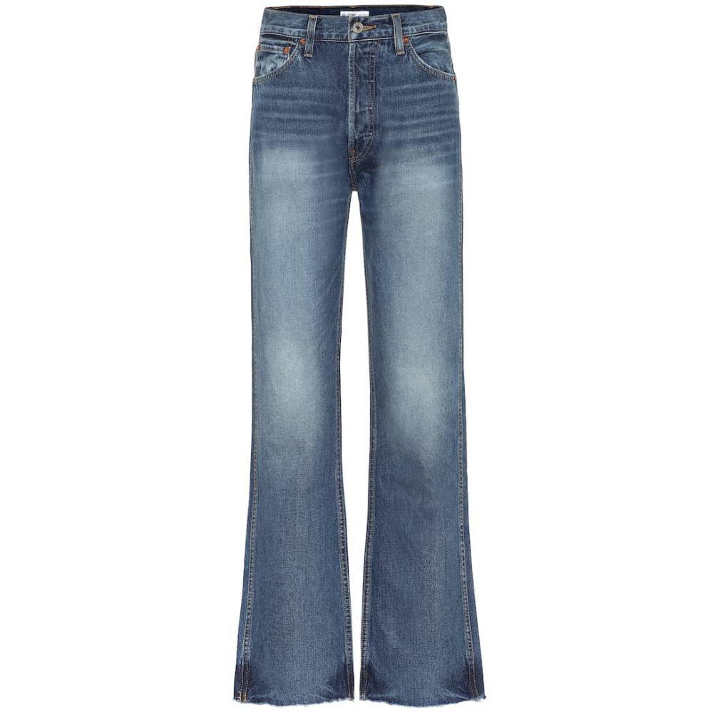 リダン Re/Done レディース ジーンズ・デニム ボトムス・パンツ【high-rise loose jeans】Medium Heritage