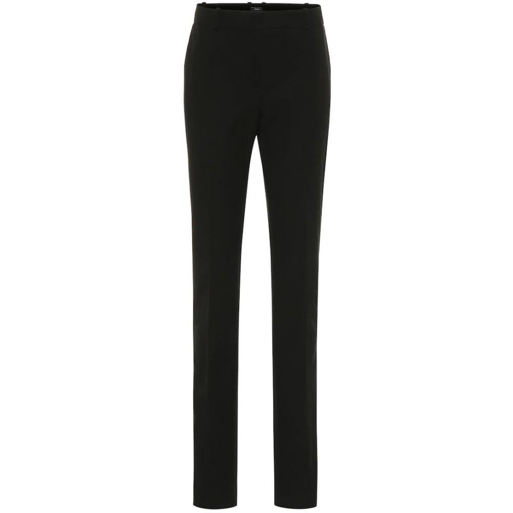 ジョゼフ Joseph レディース スキニー・スリム ボトムス・パンツ【cole stretch-gabardine slim pants】Black
