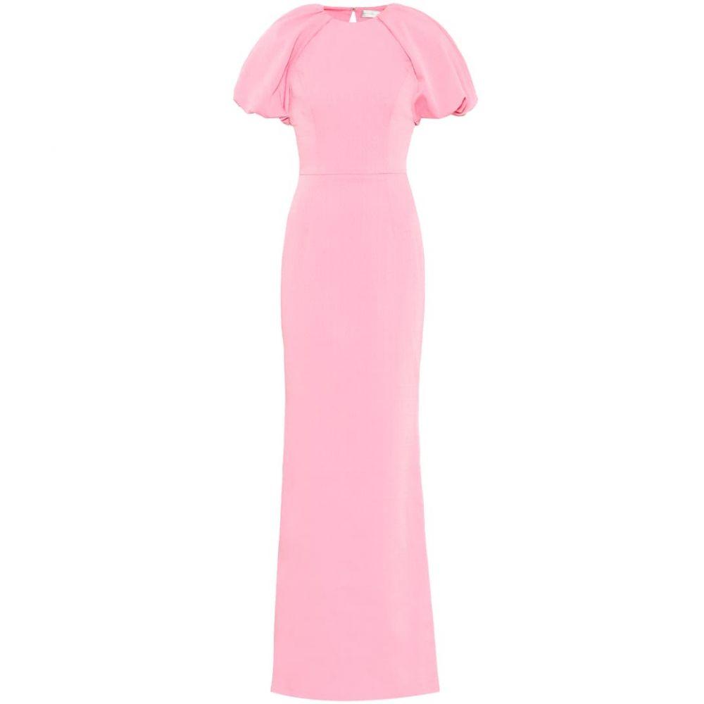 レベッカ ヴァランス Rebecca Vallance レディース パーティードレス ワンピース・ドレス【winslow crepe gown】Pink