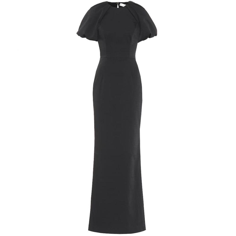 レベッカ ヴァランス Rebecca Vallance レディース パーティードレス ワンピース・ドレス【winslow crepe gown】Black