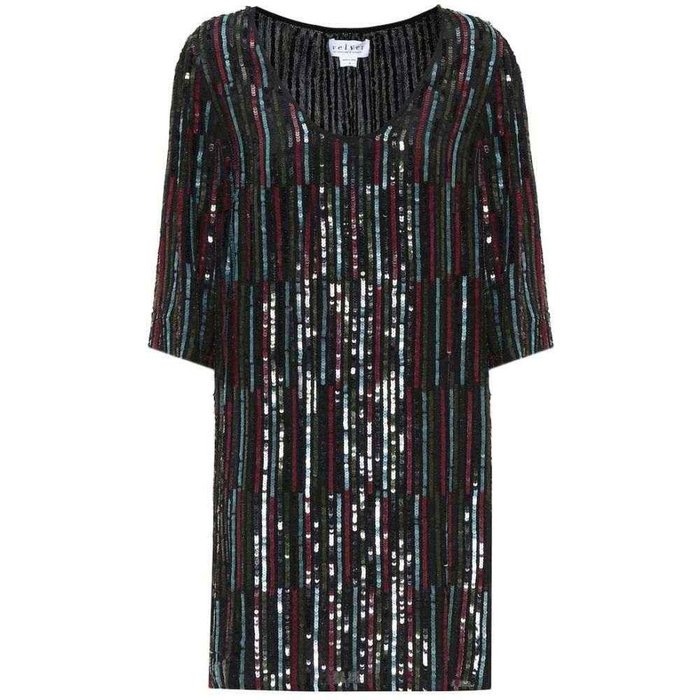 ベルベット グラハム&スペンサー Velvet レディース パーティードレス ワンピース・ドレス【elisa sequined dress】Multi