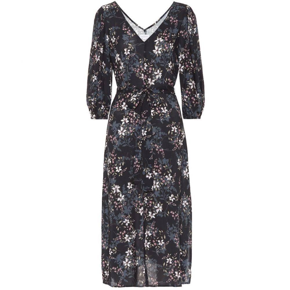 ベルベット グラハム&スペンサー Velvet レディース ワンピース ワンピース・ドレス【myrcella floral dress】Atlantis