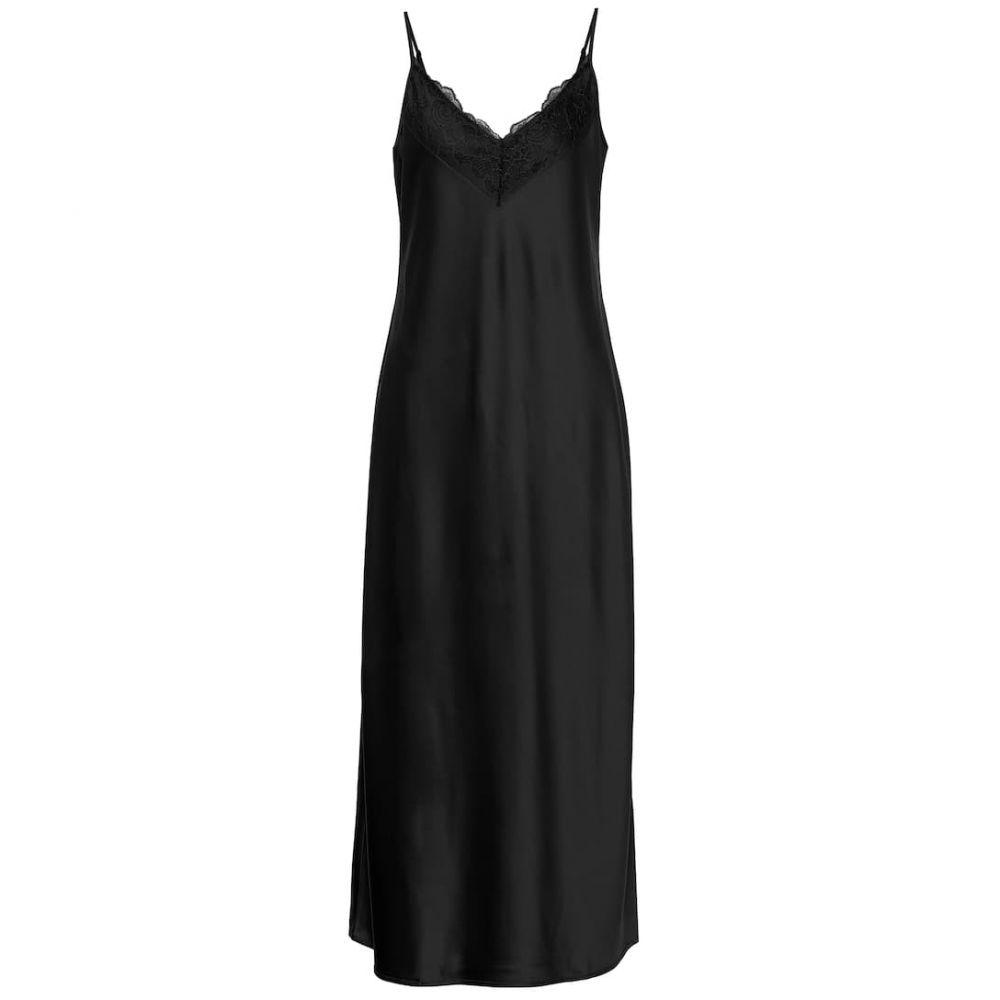 マックスマーラ Max Mara レディース ワンピース スリップドレス ワンピース・ドレス【leisure vera satin slip dress】