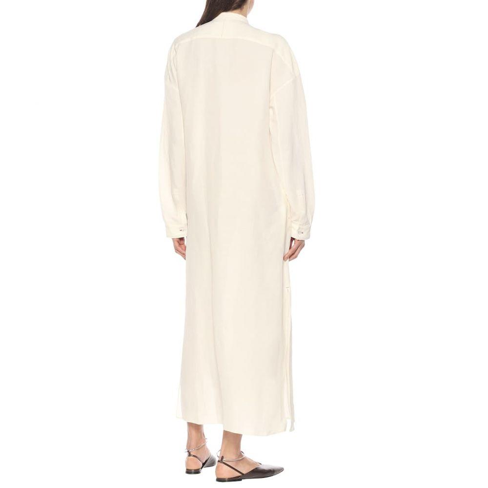 ジル サンダー Jil Sander レディース ワンピース シャツワンピース ワンピース・ドレス midi shirt dress Naturaln8wP0Ok