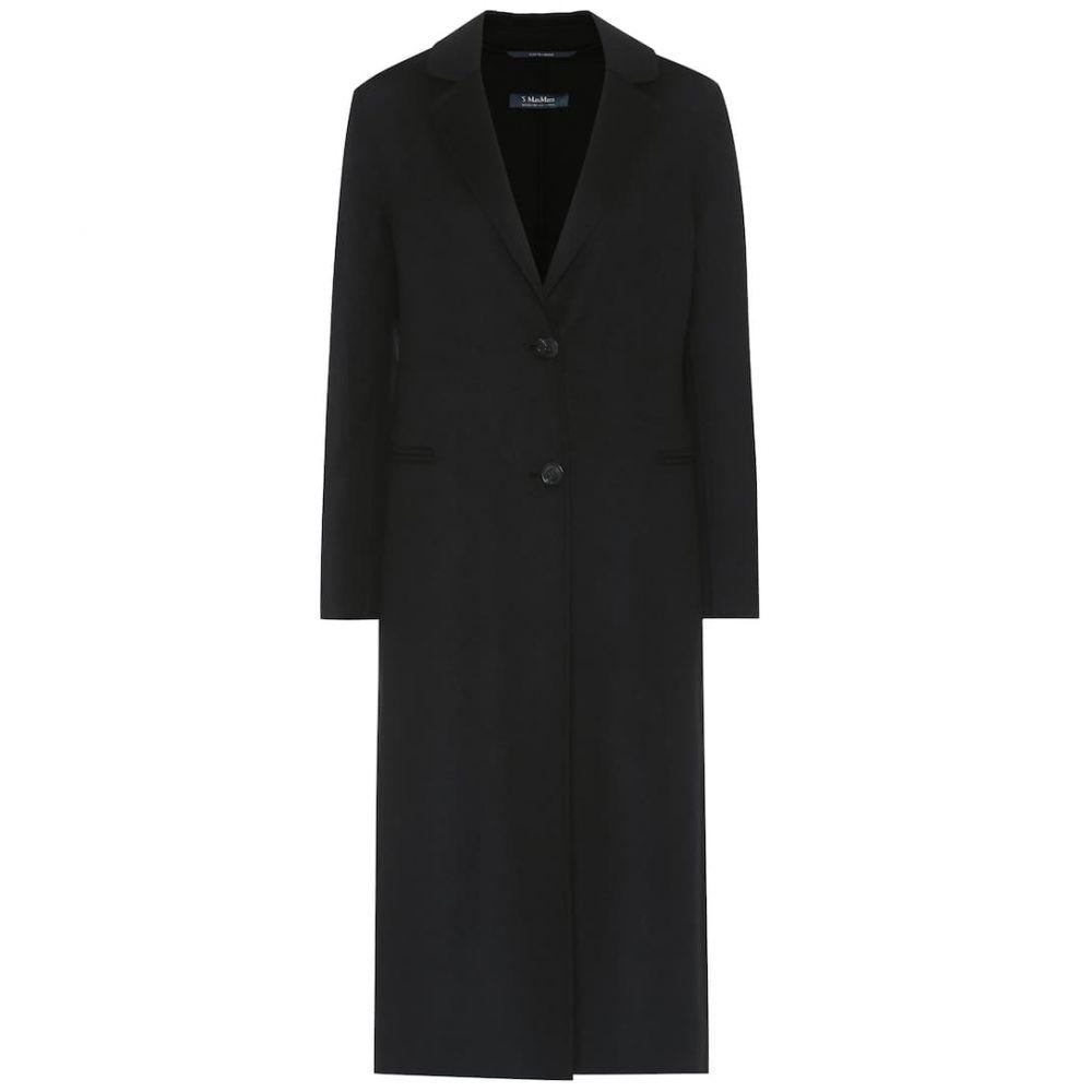 マックスマーラ S Max Mara レディース コート アウター【Moda wool and angora coat】