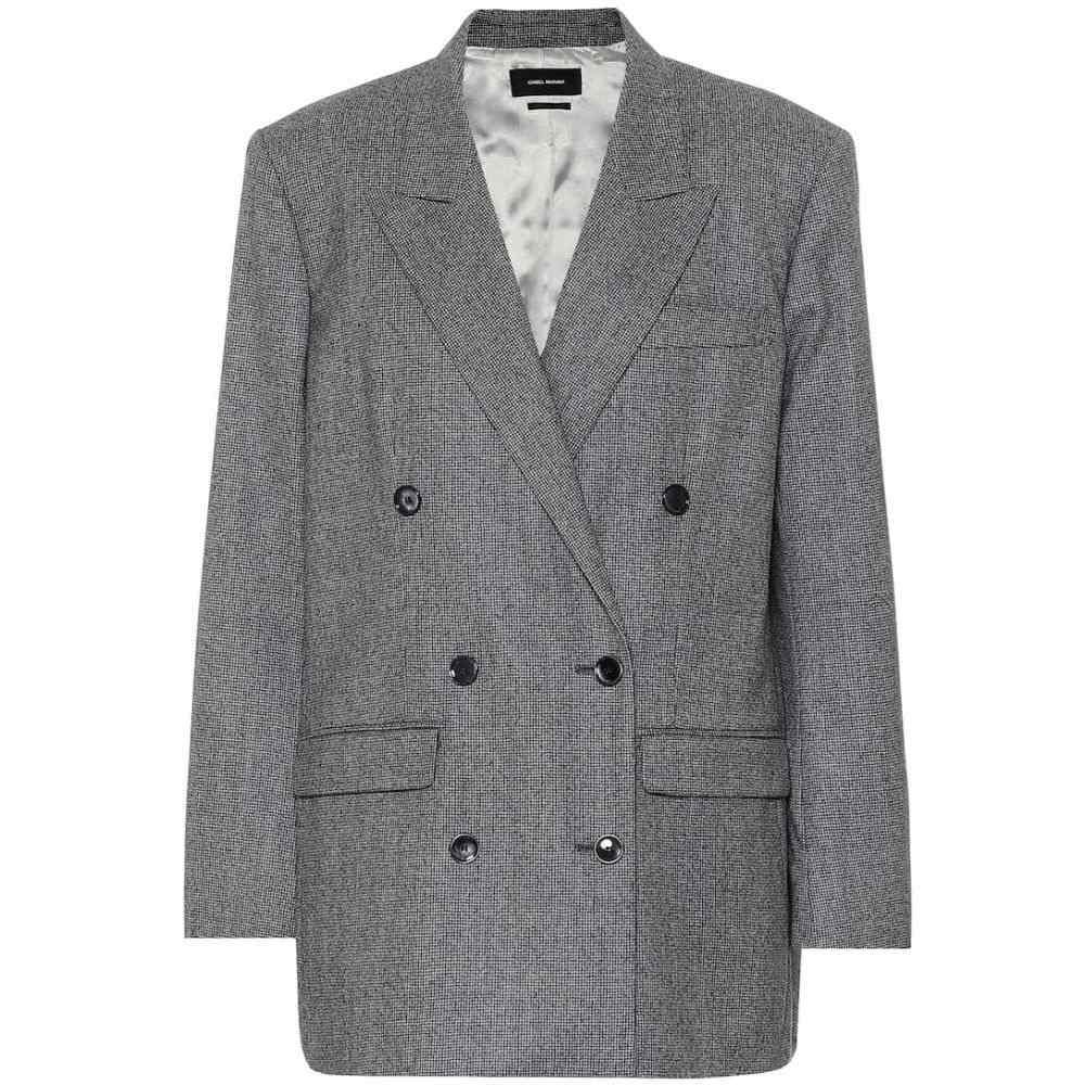 イザベル マラン Isabel Marant レディース スーツ・ジャケット アウター【Wool blazer】Black