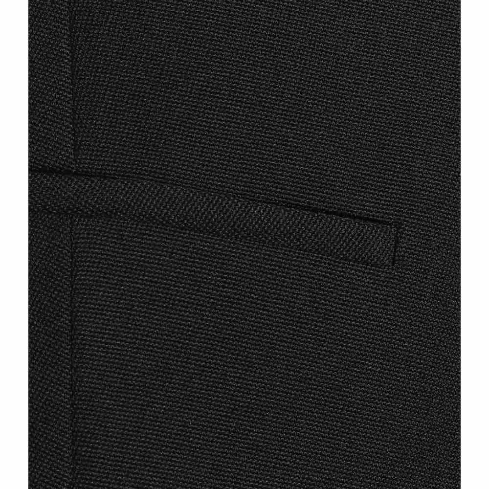 ヘルムート ラング Helmut Lang レディース レザージャケット アウター Leather and wool blazer BlackPkNOX8n0w