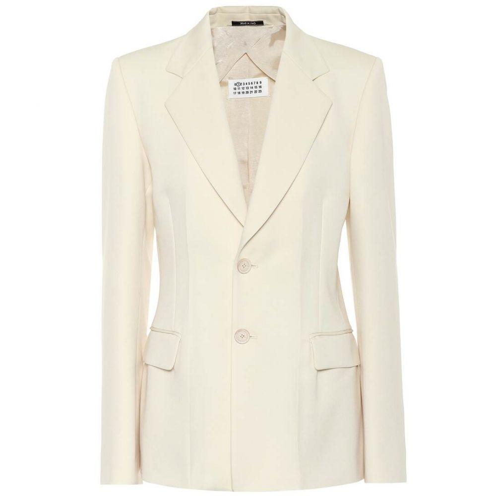 メゾン マルジェラ Maison Margiela レディース スーツ・ジャケット アウター【Twill blazer】Butter