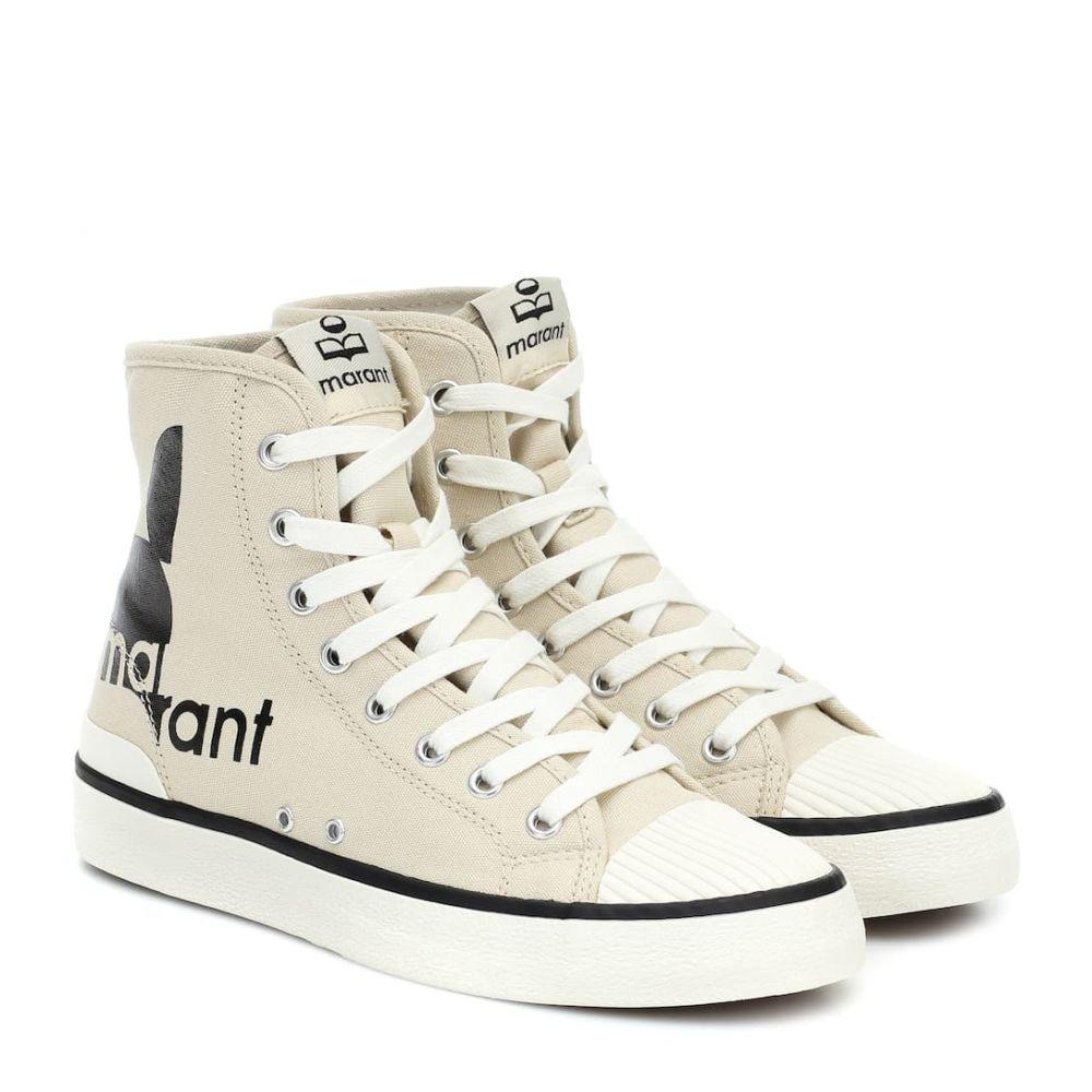 イザベル マラン Isabel Marant レディース スニーカー シューズ・靴【Benkeen high-top sneakers】Chalk