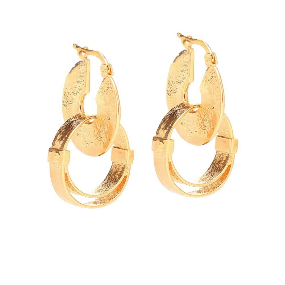 ジル サンダー Jil Sander レディース イヤリング・ピアス ジュエリー・アクセサリー【Double Hoop earrings】