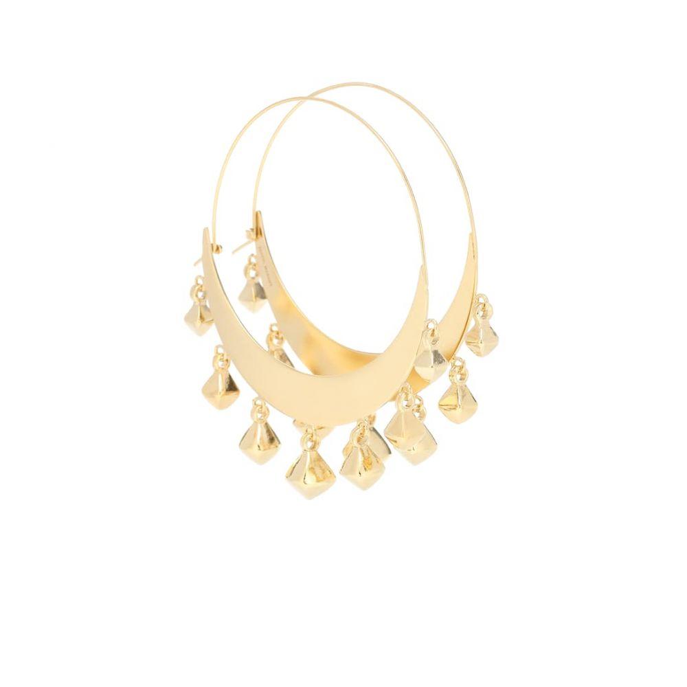 イザベル マラン Isabel Marant レディース イヤリング・ピアス ジュエリー・アクセサリー【Embellished hoop earrings】
