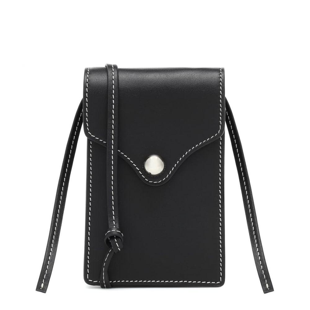 レイショ エ モテュス Ratio et Motus レディース ショルダーバッグ バッグ【Disco leather crossbody bag】Black