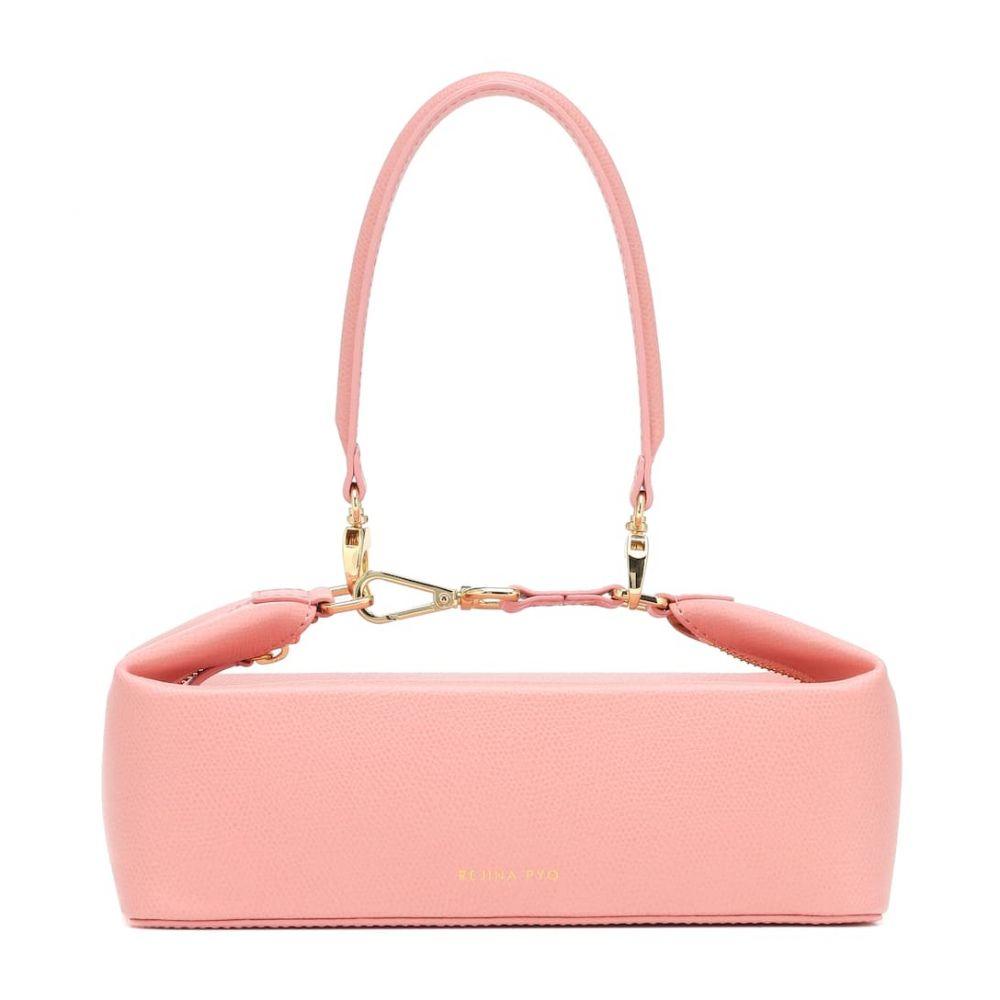 レジーナ ピヨ Rejina Pyo レディース トートバッグ バッグ【Olivia leather tote】Pink