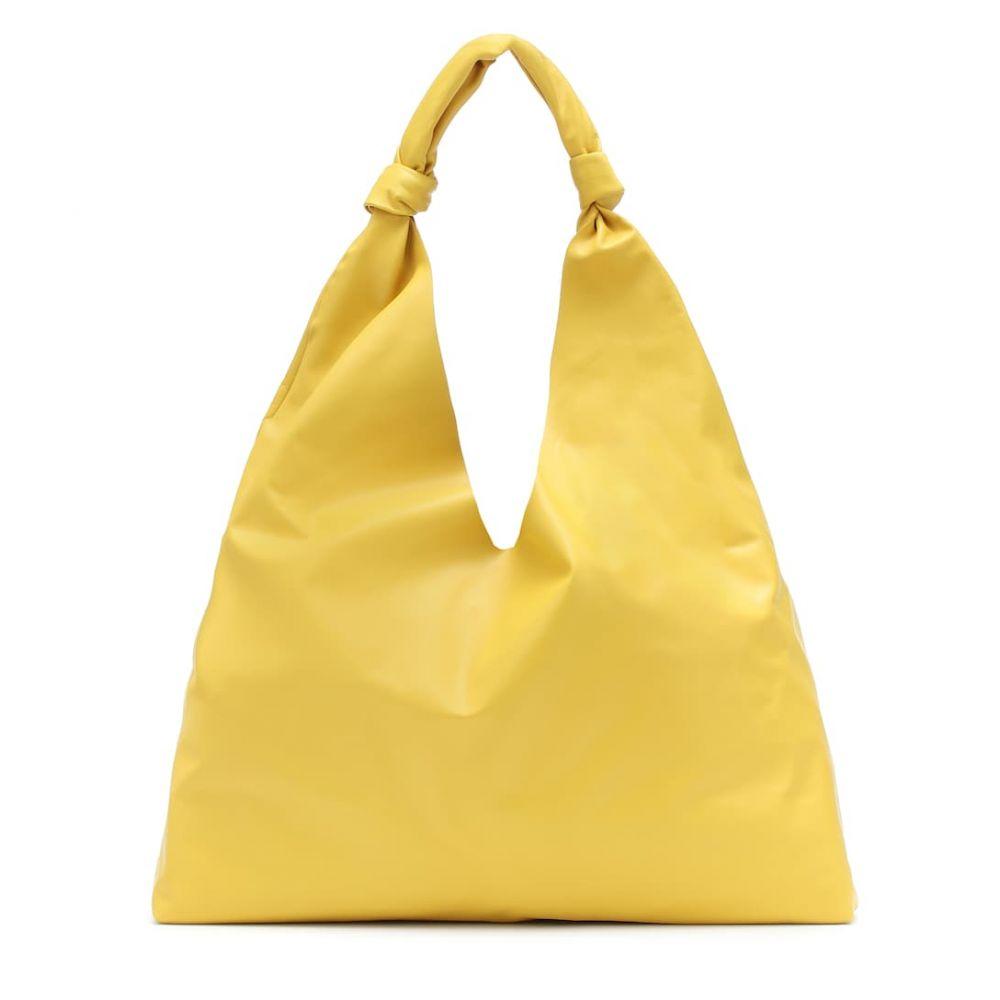 ザ ロウ The Row レディース ショルダーバッグ バッグ【Bindle Two leather shoulder bag】Citron