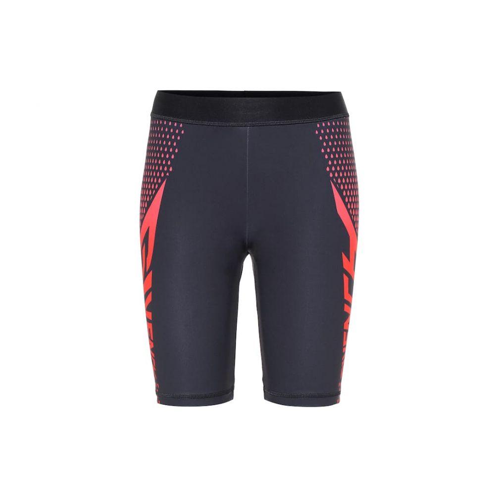 ジバンシー Givenchy レディース ショートパンツ ボトムス・パンツ【Technical stretch shorts】Black/Red