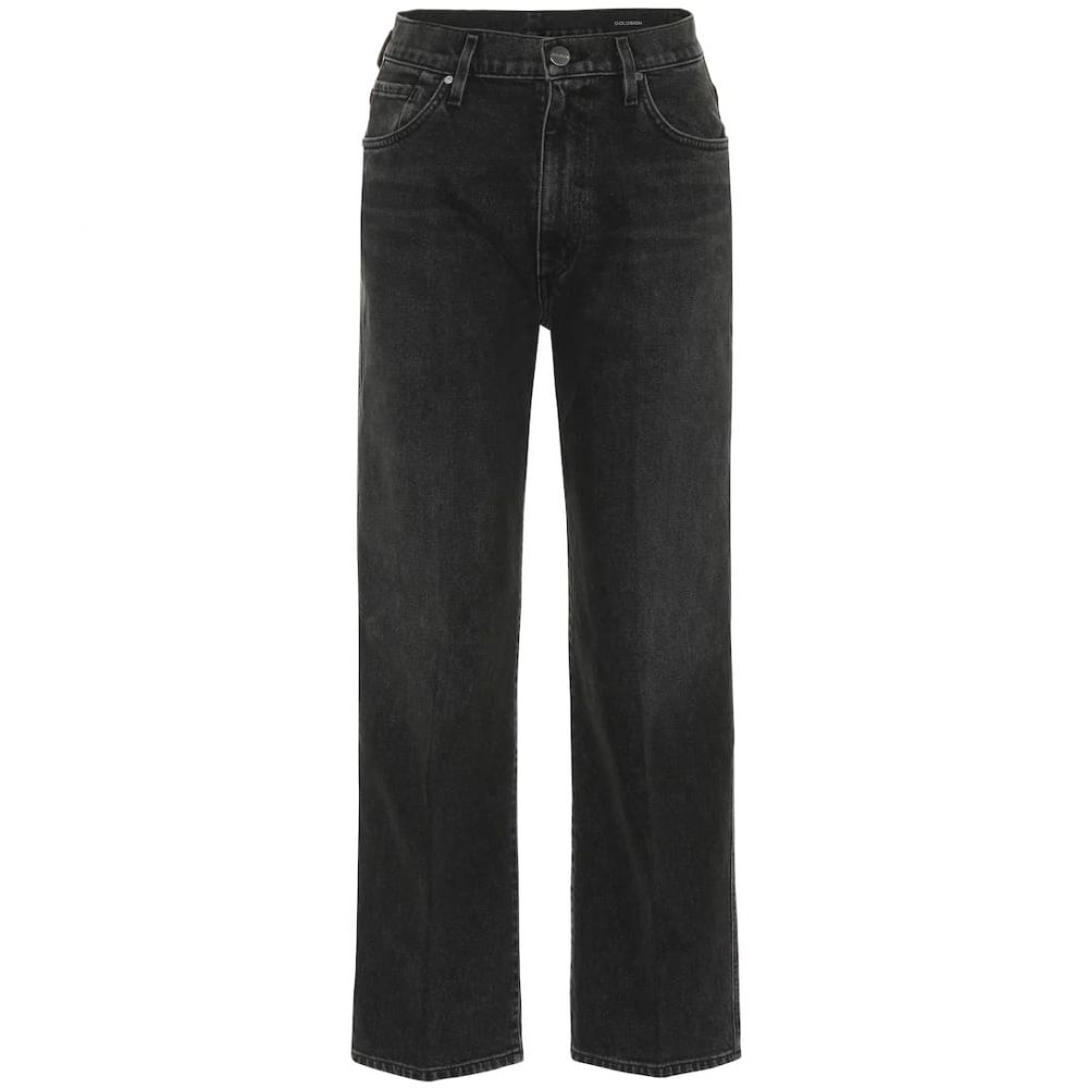 ゴールドサイン Goldsign レディース ジーンズ・デニム ボトムス・パンツ【The Cropped A high-rise jeans】Turner