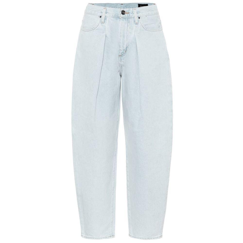 ゴールドサイン Goldsign レディース ジーンズ・デニム ボトムス・パンツ【The Curved high-rise jeans】Marcell