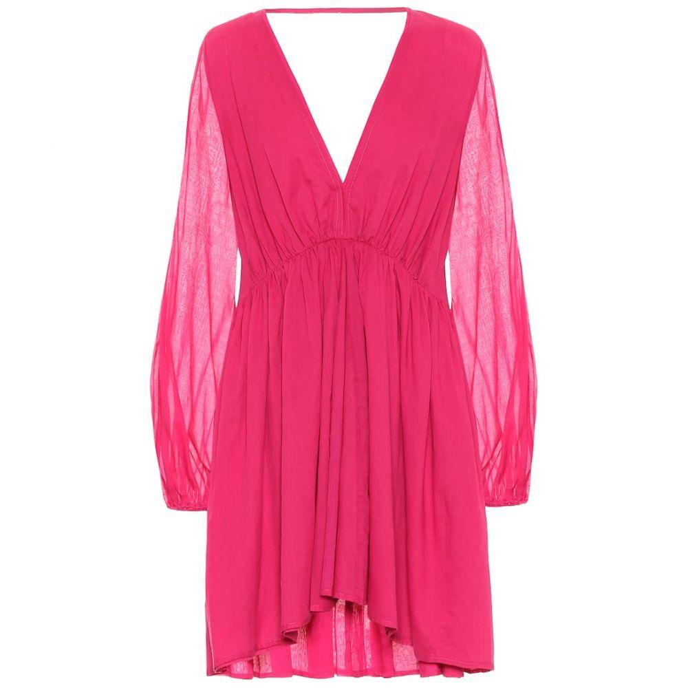 カリタ Kalita レディース ワンピース ワンピース・ドレス【Aphrodite Day cotton minidress】Hibiscus
