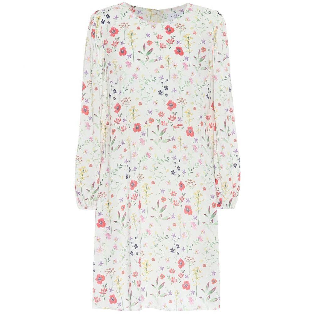 ベルベット グラハム&スペンサー Velvet レディース ワンピース ワンピース・ドレス【Floral minidress】Somerset