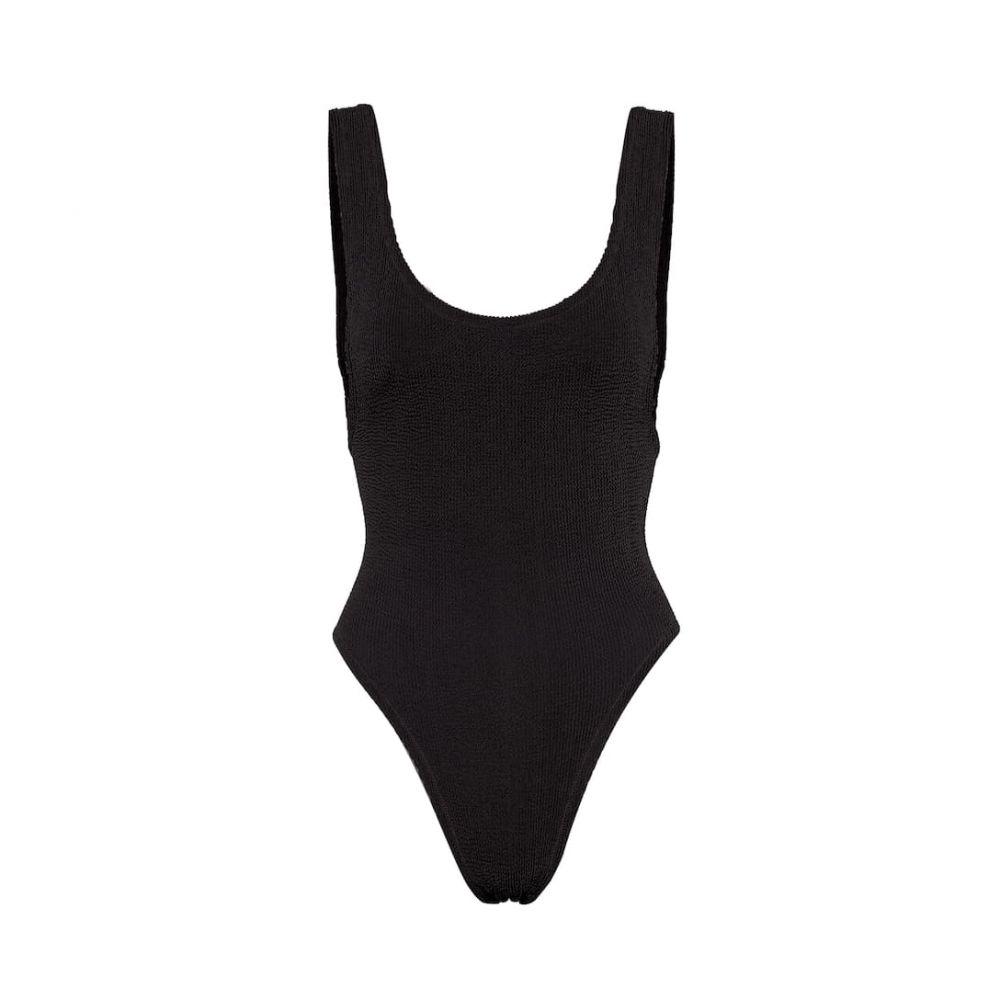 レイナ オルガ Reina Olga レディース ワンピース 水着・ビーチウェア【Ruby Scrunch swimsuit】Black