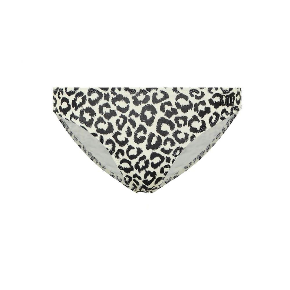 ソリッド&ストライプ Solid & Striped レディース ボトムのみ 水着・ビーチウェア【The Eva leopard-print bikini bottoms】Leopard