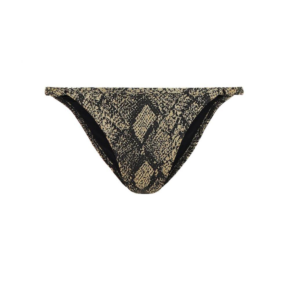 ソリッド&ストライプ Solid & Striped レディース ボトムのみ 水着・ビーチウェア【The Lulu bikini bottoms】Snake Knit