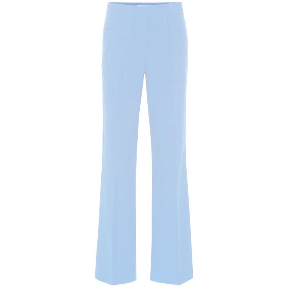 アクネ ストゥディオズ Acne Studios レディース ボトムス・パンツ 【High-rise wide-leg pants】Light Blue