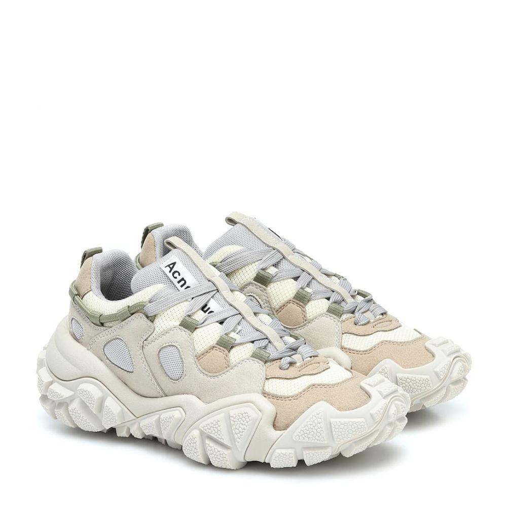 アクネ ストゥディオズ Acne Studios レディース スニーカー シューズ・靴【Bolzter sneakers】Desert Beige