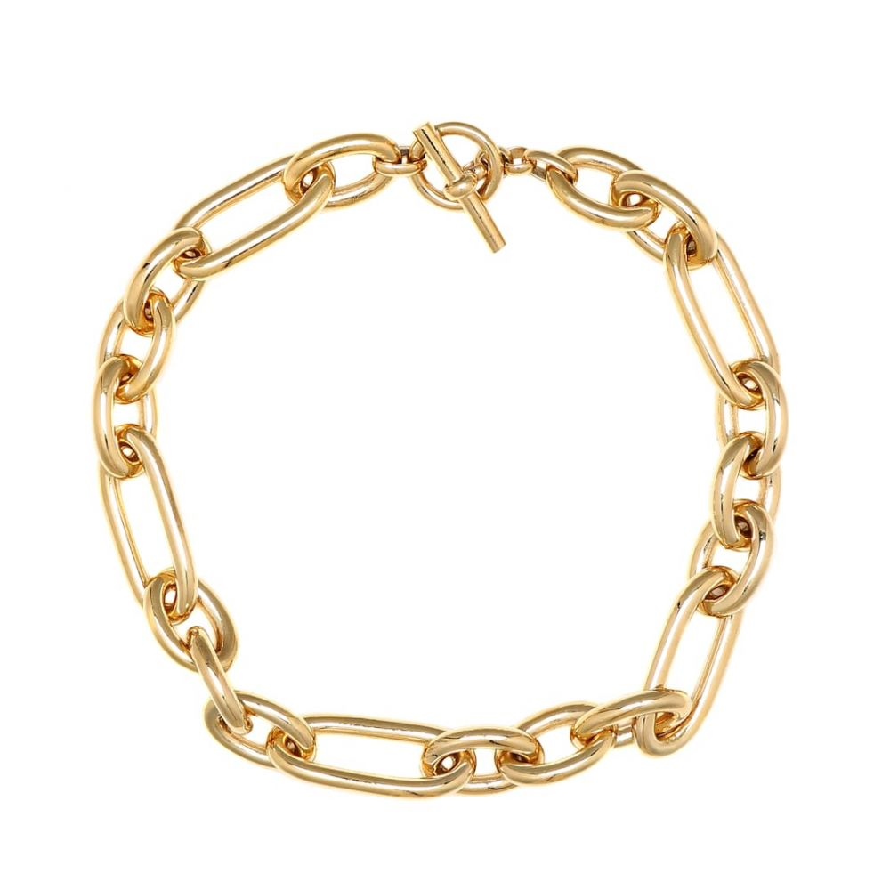 Tilly Sveaas レディース ネックレス ジュエリー・アクセサリー【18kt gold-plated necklace】