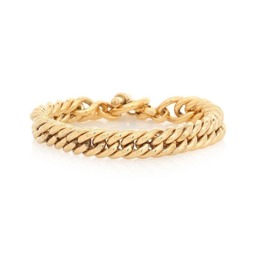 Tilly Sveaas レディース ブレスレット ジュエリー・アクセサリー【Small 23.5kt gold-plated bracelet】