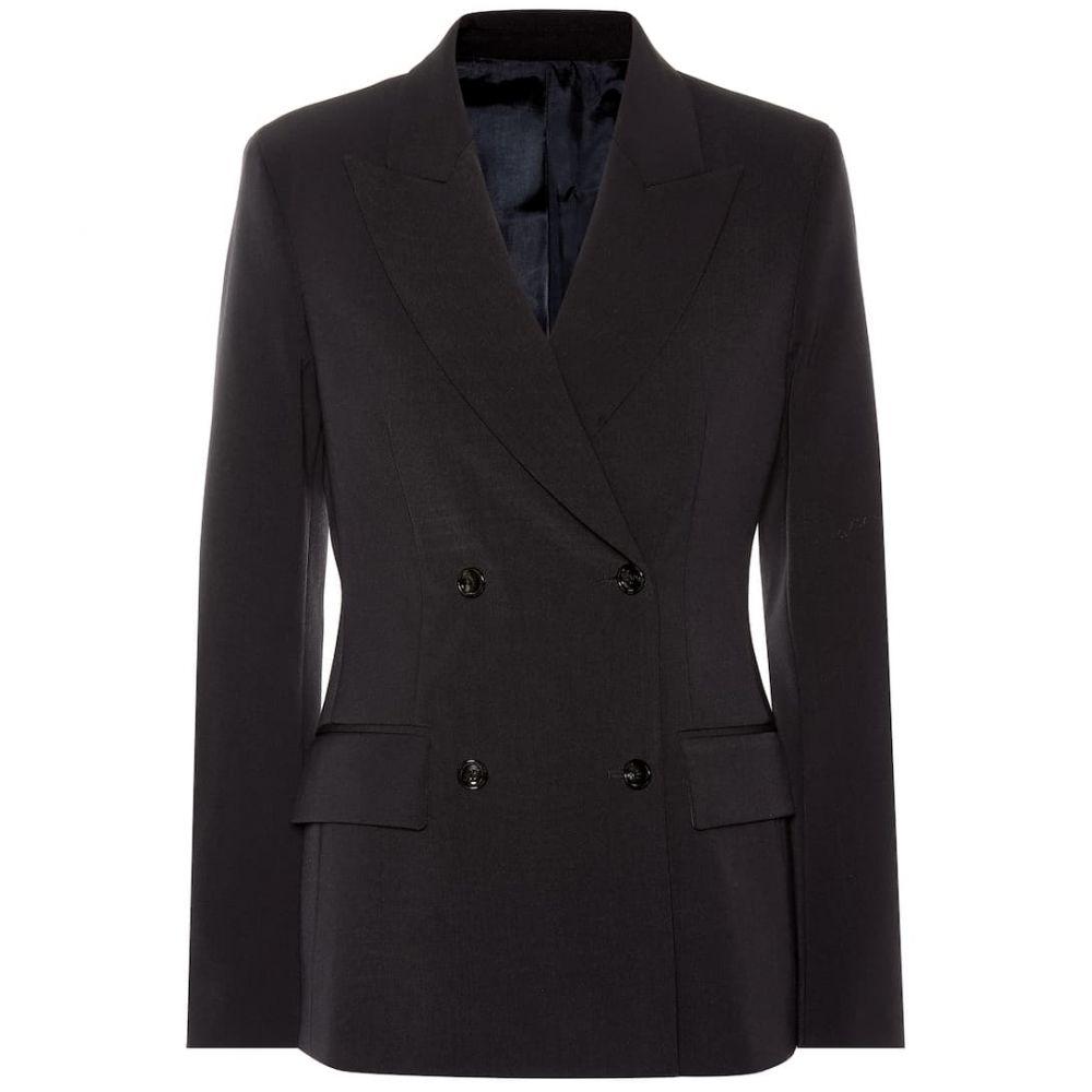ジョゼフ Joseph レディース スーツ・ジャケット アウター【Wool-blend blazer】Navy