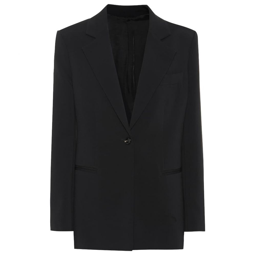 ジョゼフ Joseph レディース スーツ・ジャケット アウター【Single-breasted blazer】Black