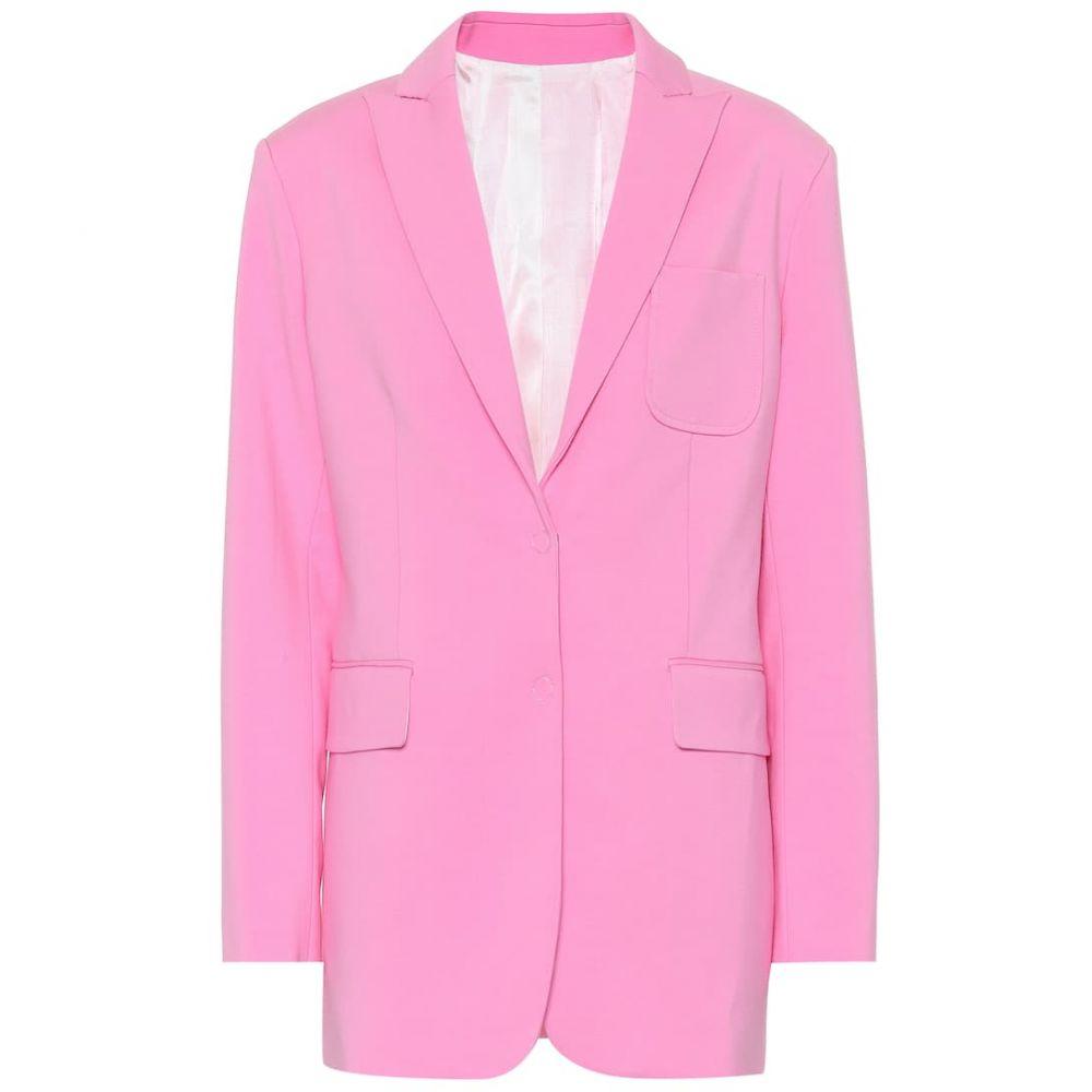 ジョゼフ Joseph レディース スーツ・ジャケット アウター【Hesston stretch cotton-blend blazer】Bubblegum