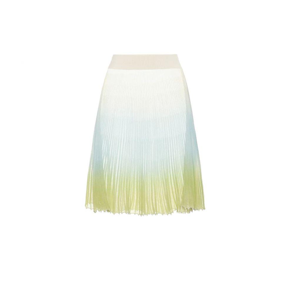 ジャックムス Jacquemus レディース ミニスカート スカート【La Jupe Helado pleated miniskirt】Faded Blue