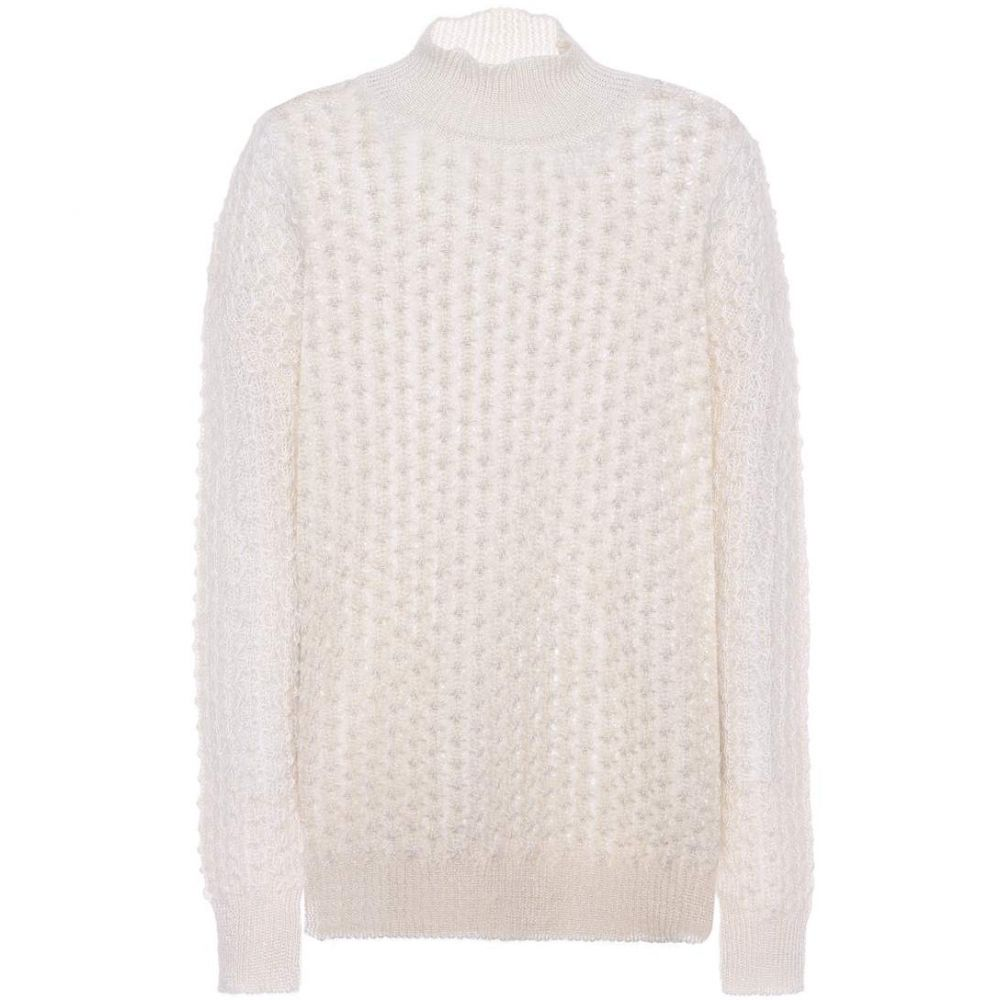 ジル サンダー Jil Sander レディース ニット・セーター トップス【Mohair and silk sweater】Natural