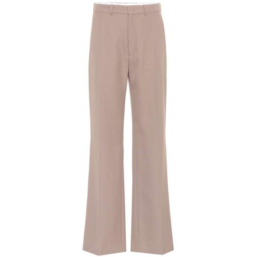 ジョゼフ Joseph レディース ボトムス・パンツ 【Wool-blend pants】Fawn