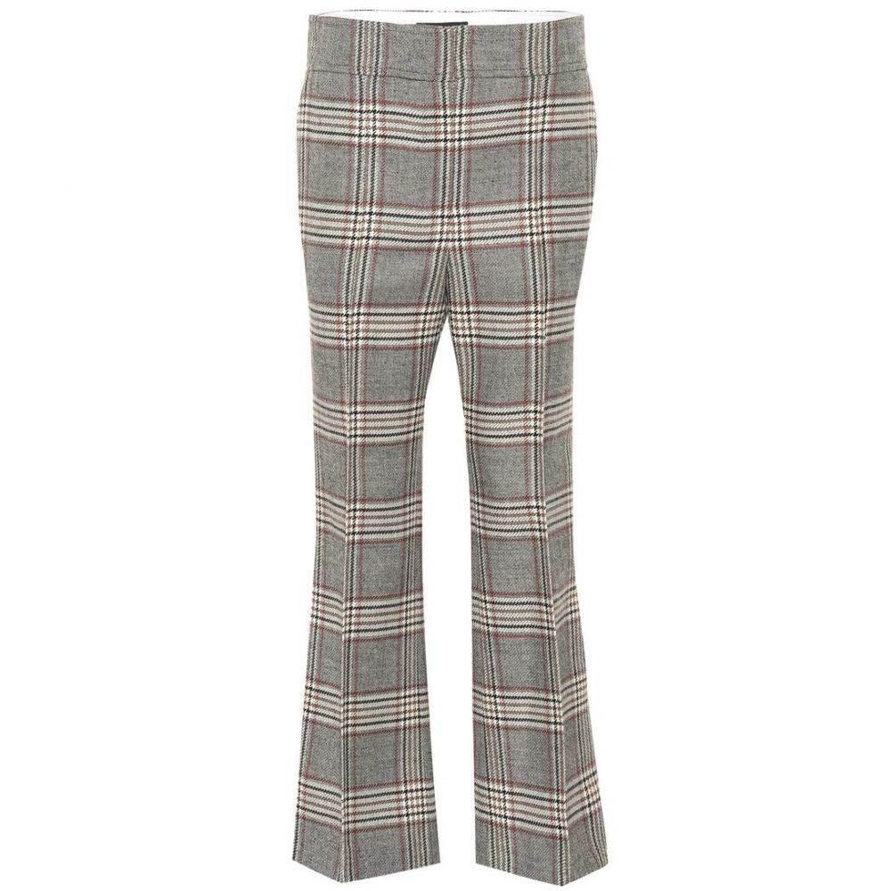 ジョゼフ Joseph レディース ボトムス・パンツ 【Ridge checked wool pants】multicolour
