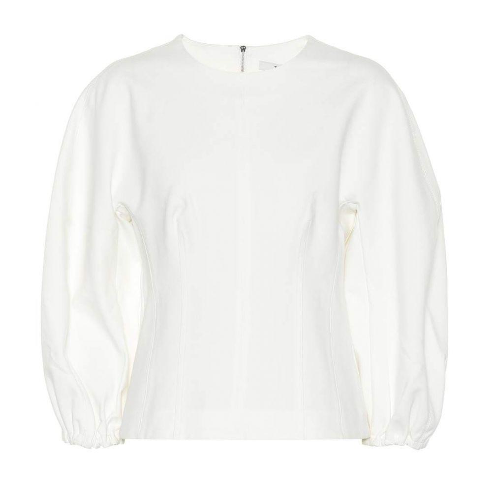 ティビ Tibi レディース トップス 【Long-sleeved top】Ivory