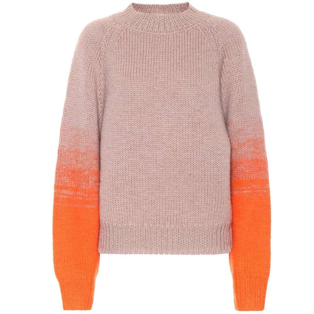 ドリス ヴァン ノッテン Dries Van Noten レディース ニット・セーター トップス【Wool-blend sweater】Blush