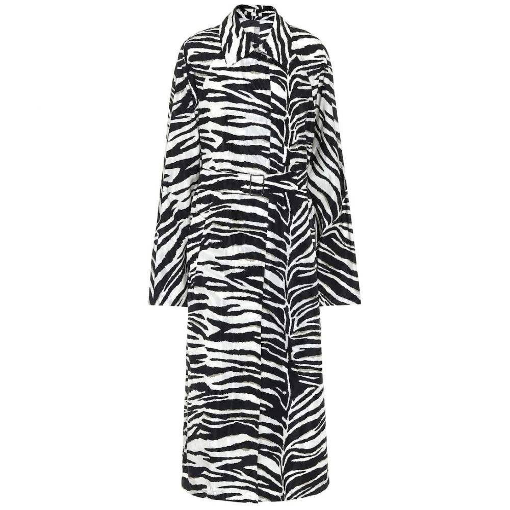 ドリス ヴァン ノッテン Dries Van Noten レディース コート アウター【Zebra-print coat】Desa