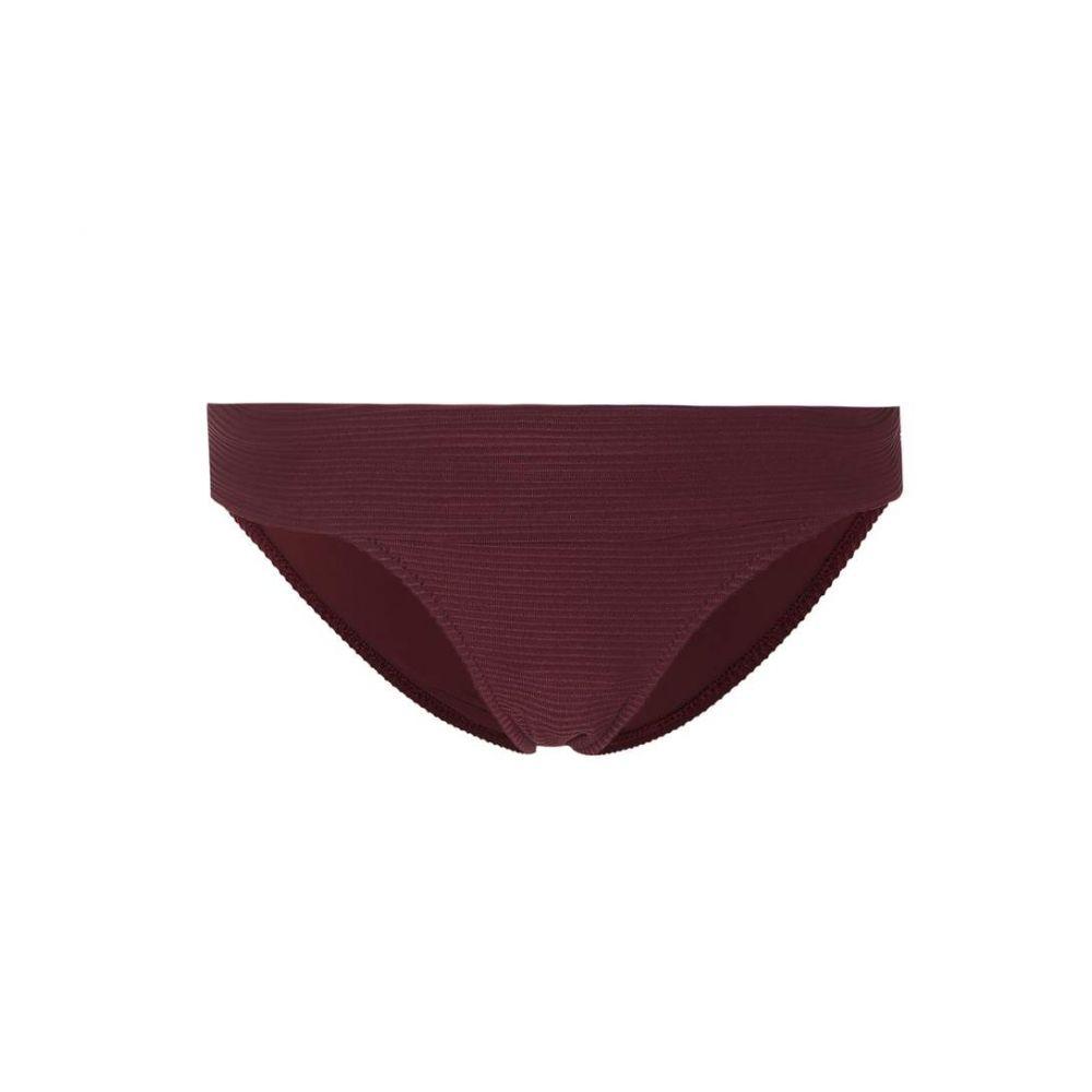 ハイジ クライン Heidi Klein レディース ボトムのみ 水着・ビーチウェア【Hamptons bikini bottoms】Bordeaux
