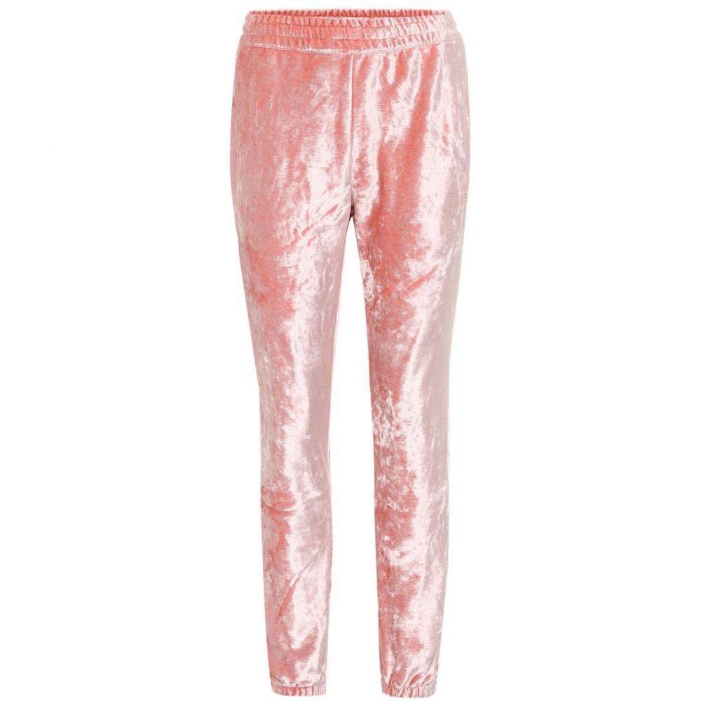 ナイキ Nike レディース スウェット・ジャージ ボトムス・パンツ【lab velour trackpants】Pink