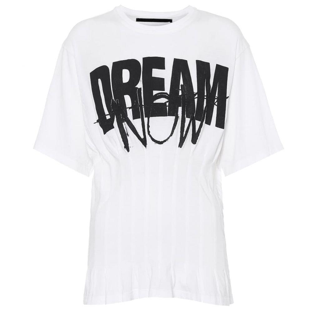 ハイダー アッカーマン Haider Ackermann レディース Tシャツ トップス【Printed cotton T-shirt】