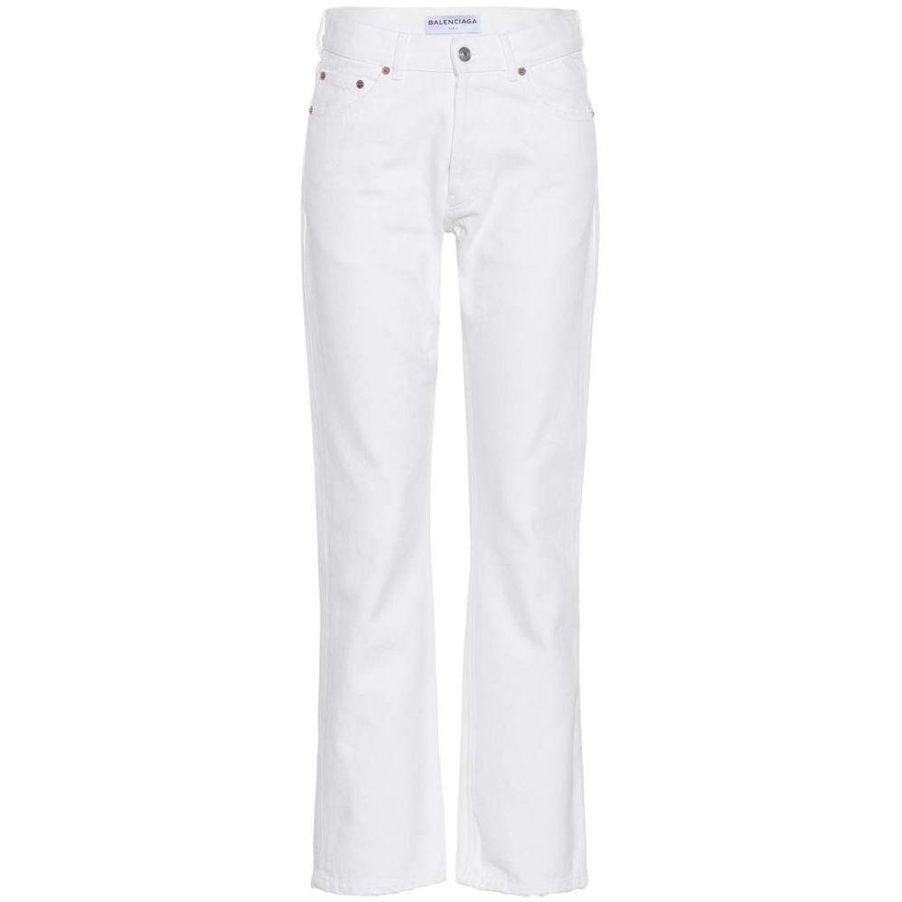 バレンシアガ Balenciaga レディース ジーンズ・デニム ボトムス・パンツ【High-waisted jeans】Stone Blanc