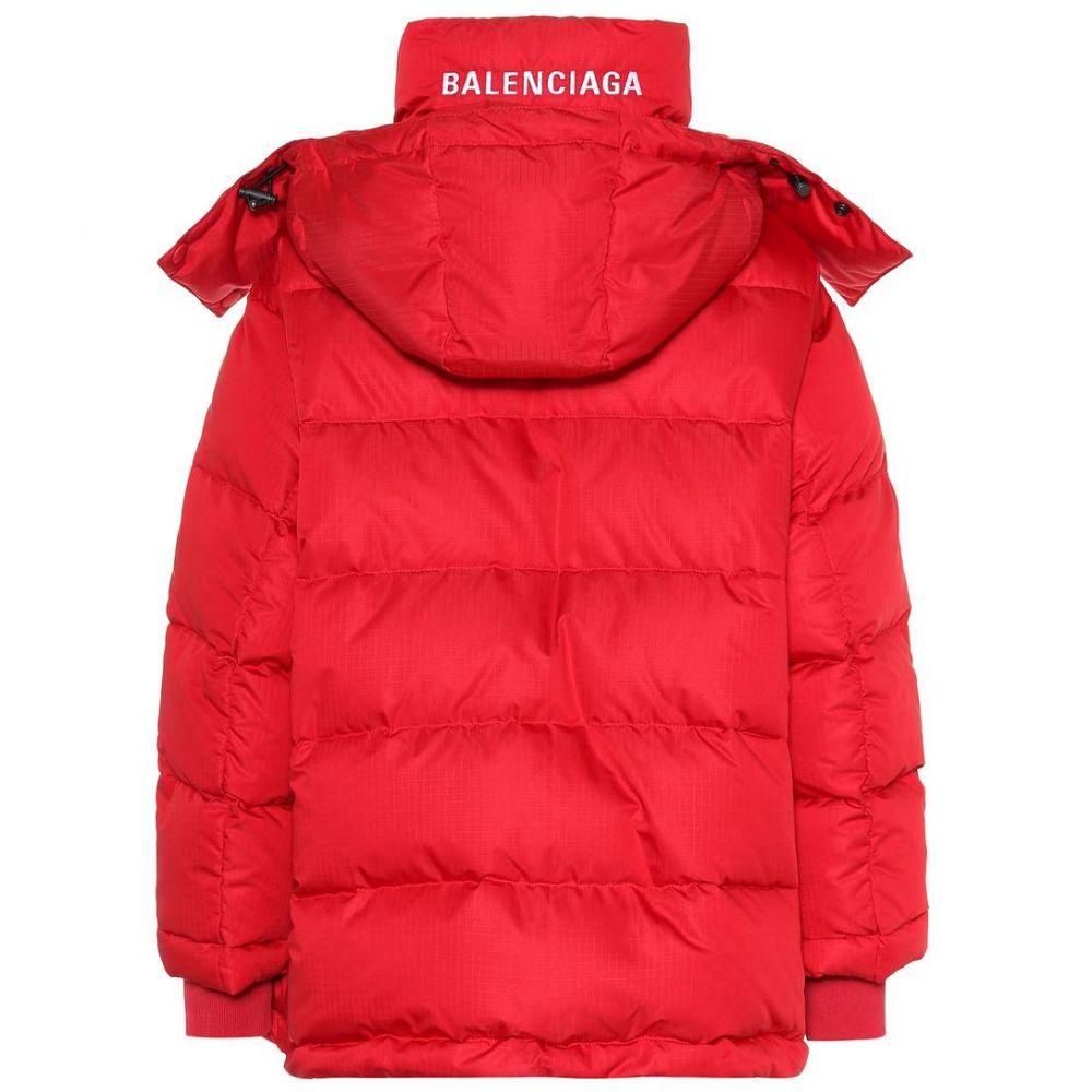 バレンシアガ Balenciaga レディース ダウン・中綿ジャケット アウター【New Swing puffer jacket】Red