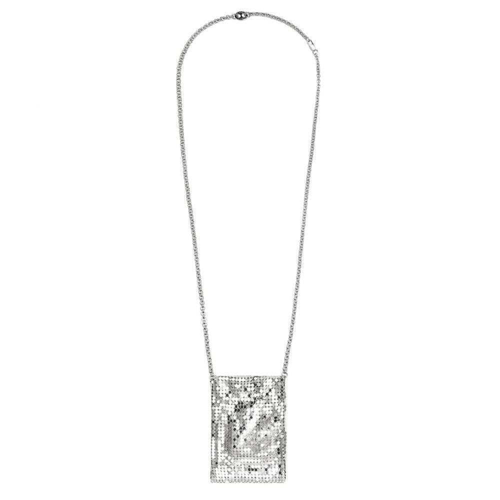 パコラバンヌ Paco Rabanne レディース ネックレス ジュエリー・アクセサリー【Mesh necklace】