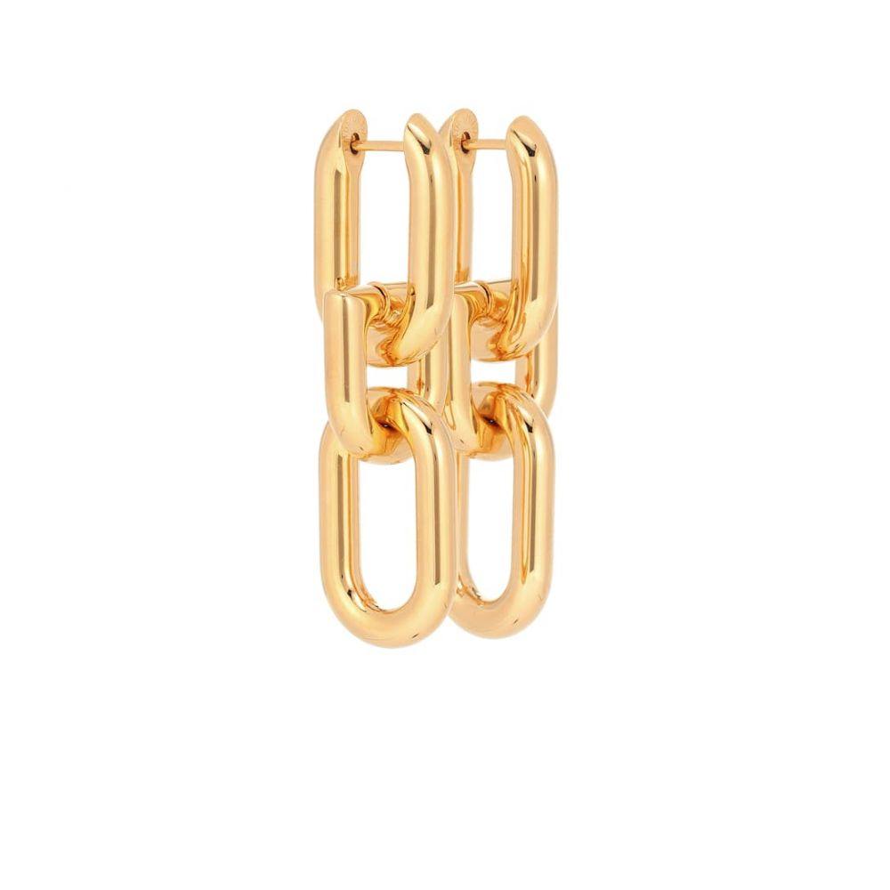 バレンシアガ Balenciaga レディース イヤリング・ピアス ジュエリー・アクセサリー【Brass earrings】