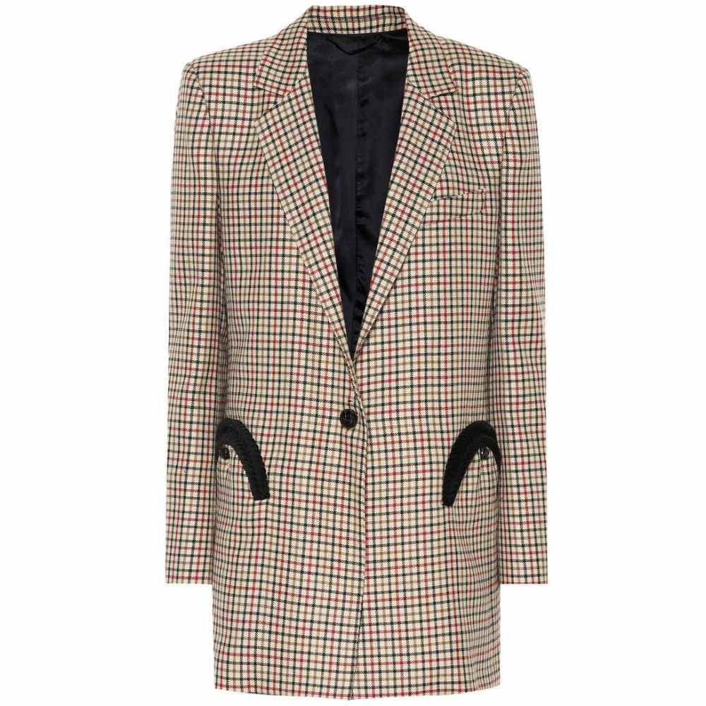 ブレイズ ミラノ Blaze Milano レディース スーツ・ジャケット アウター【Everyday checked wool blazer】Check