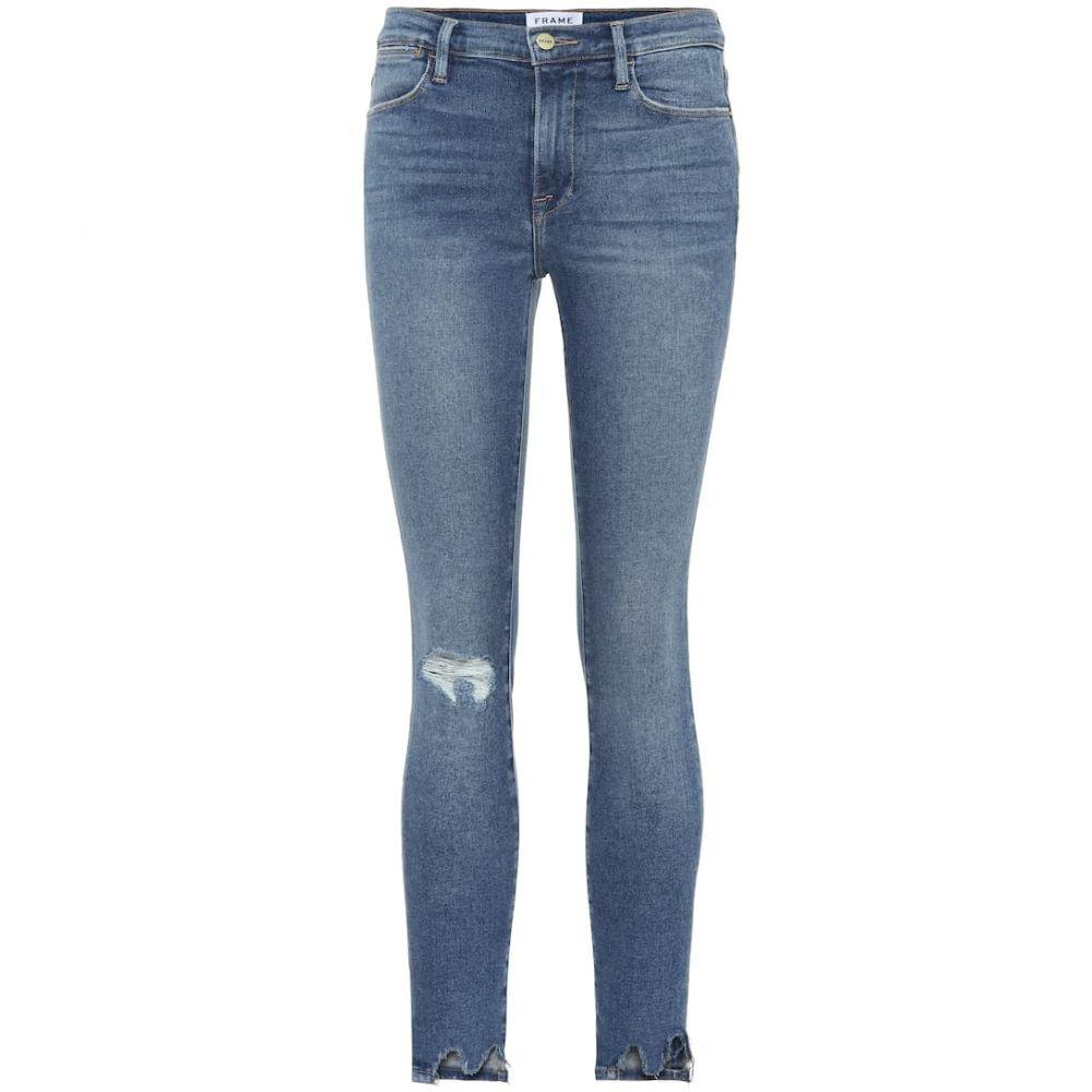 フレーム Frame レディース ジーンズ・デニム ボトムス・パンツ【Le High Skinny jeans】Beckinsale